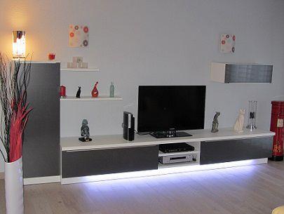 Living meuble tv cr aconcept agencementcr aconcept for Agencement meuble salon