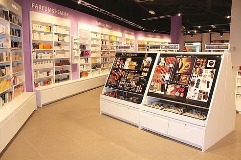 Parfumerie Bijouterie Creaconcept Agencementcreaconcept Agencement